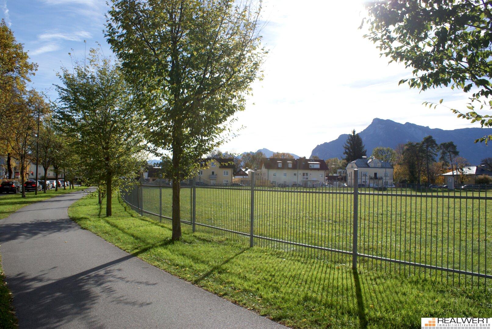 Untersbergblick