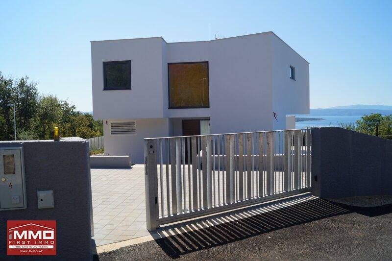 Design-Insel-Traumhaus mit Panorama-Blick auf die Kvarner Bucht /  / 51511Sveti Vid-Miholjice / Bild 5