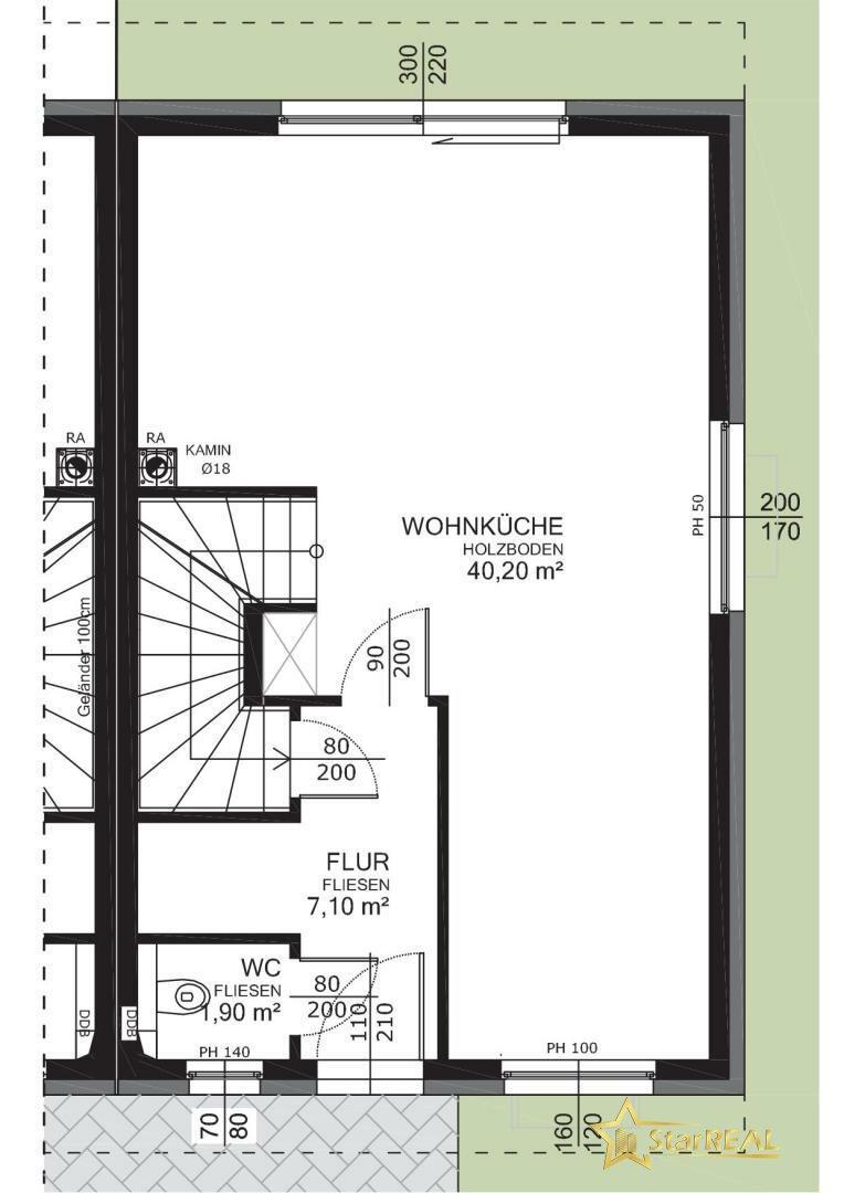 HAUS 6 Erdgeschoss
