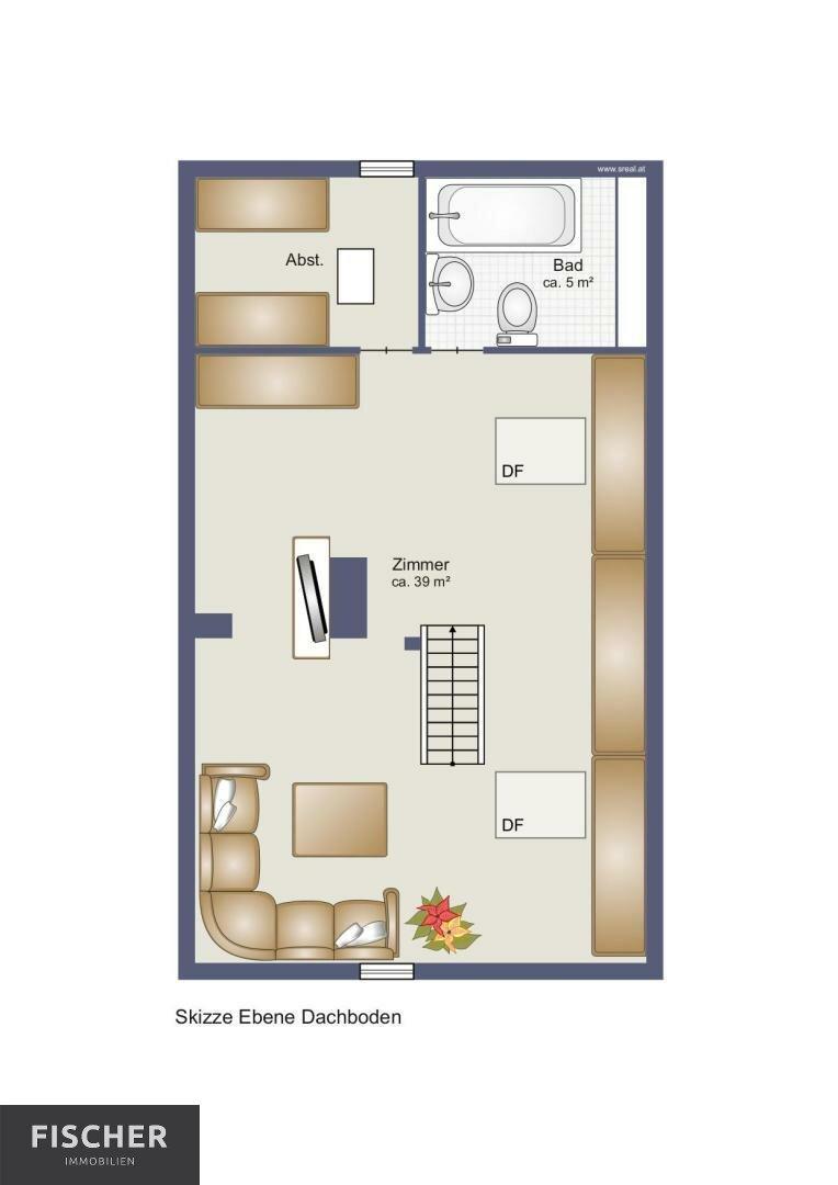 Ebene 3 Dachbodenausbau