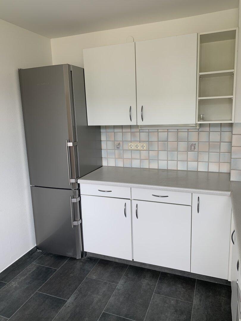 Küche, Kühlschrank