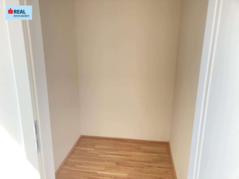Abstellraum/ begehbare Garderobe