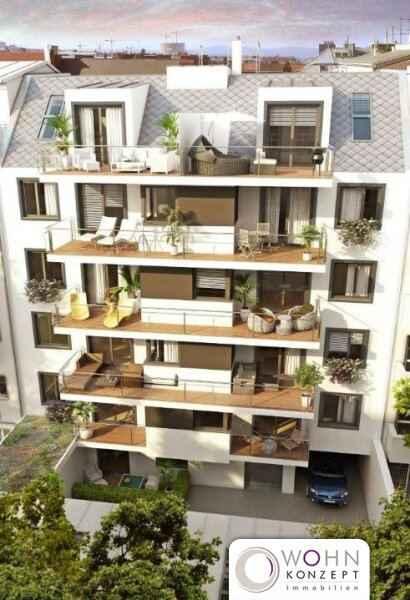 Moderne 1 Zimmerwohnung mit Loggia /  / 1160Wien / Bild 0