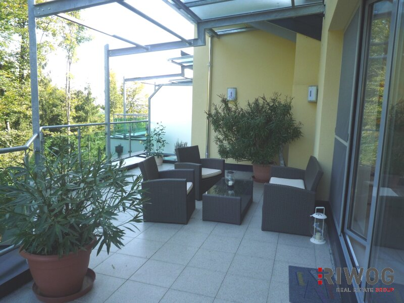 ++ Penthouse mit Terrasse in absoluter Ruhelage ++