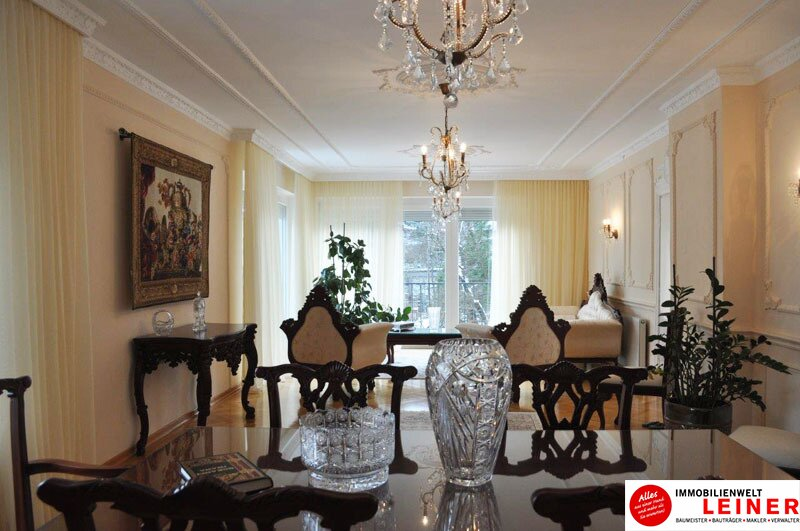 Exklusives inklusive! Nicht alltägliches Mehrfamilienhaus in Klosterneuburg! Objekt_8952 Bild_764