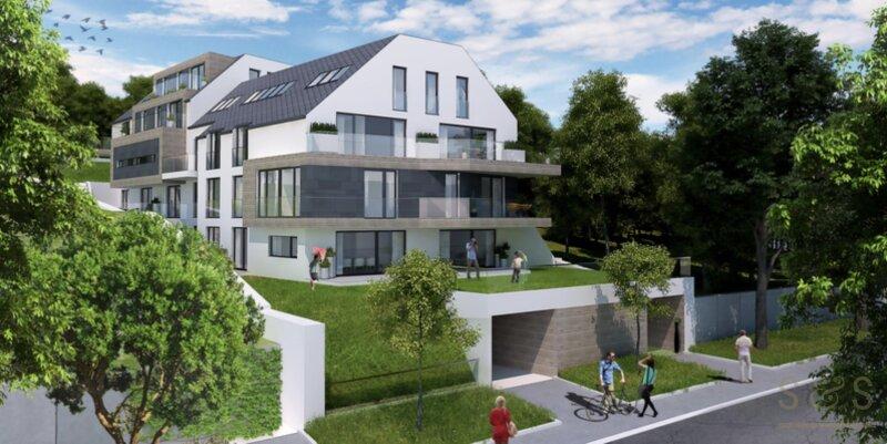 Top Lage Neustift! Luxuriöse 158 m2 4 Zimmer Gartenwohnung mit Terrasse und Balkon in 1190 Wien