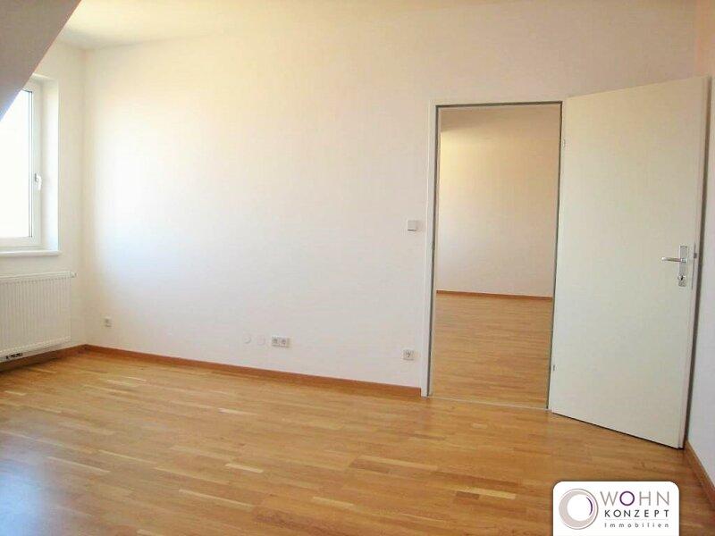 Unbefristete 99m² DG-Wohnung mit Einbauküche Nähe U1 - 1100 Wien /  / 1100Wien / Bild 2