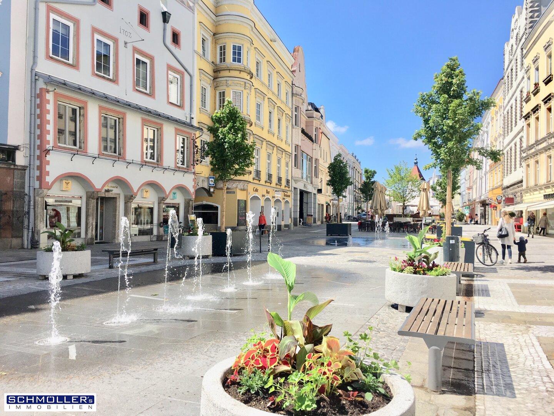 Stadtplatz Wels