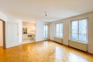 Ruhige Drei-Zimmer Eigentumswohnung inkl. Tiefgarage in einem 1993 erbauten Neubauwohnhaus zu verkaufen!