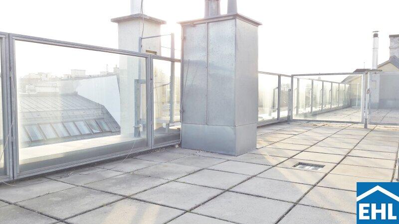 Schöne 3,5 Zimmer-Maisonettewohnung mit Dachterrasse in guter Lage /  / 1170Wien / Bild 5