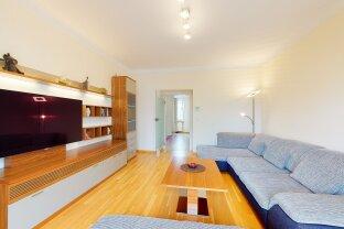 Perfekte 2 Zimmer Wohnung mit Balkon