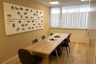 Kaprun: Neubau-Geschäftsfläche mit 59,80 m² bestens geeignet für Büro / Ordination / Kanzlei in Bestlage , Lift und 4 Parkplätze vorhanden