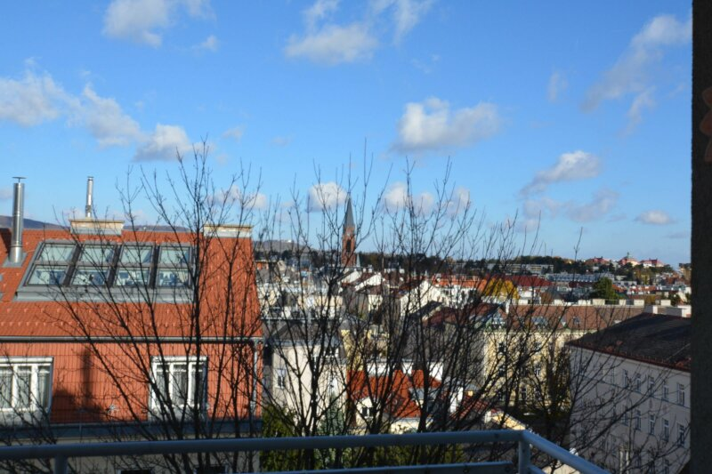 4 Zimmer Wohnung in Gersthof mit Terrasse