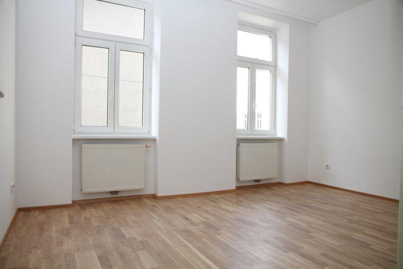 Klopstockgasse! BARRIEREFREI, HELL, RUHIG, SANIERT, Wohnzimmer mit 4 Fenstern, 2 Zimmer-Wohnung /  / 1170Wien / Bild 6