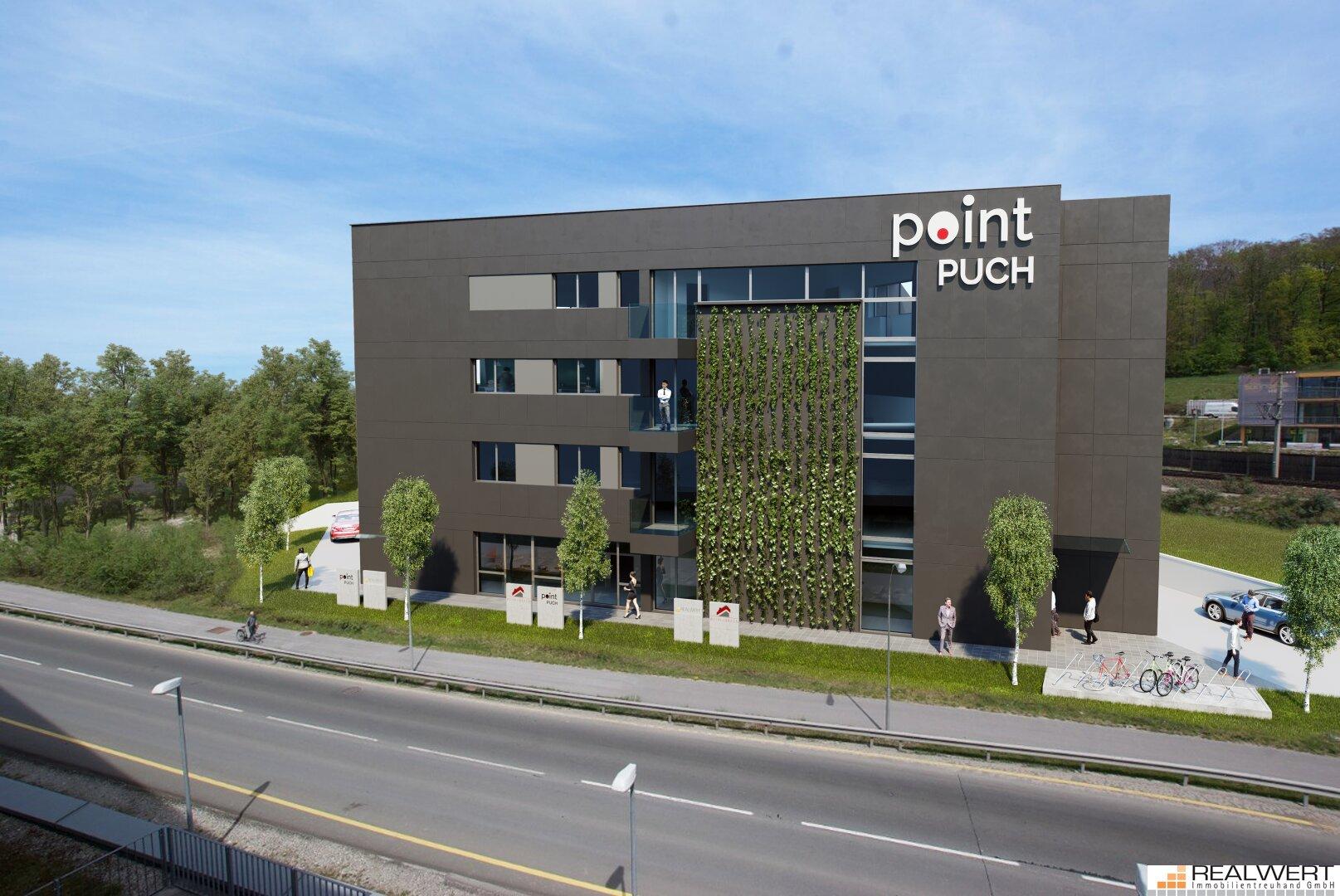 point PUCH - Ansicht vis á vis