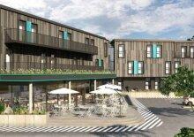 Baubewilligtes Motel südlich von Wien