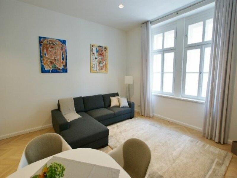 Helle voll möblierte Wohnung in zentraler Lages des 8. Bezirks /  / 1080Wien / Bild 1