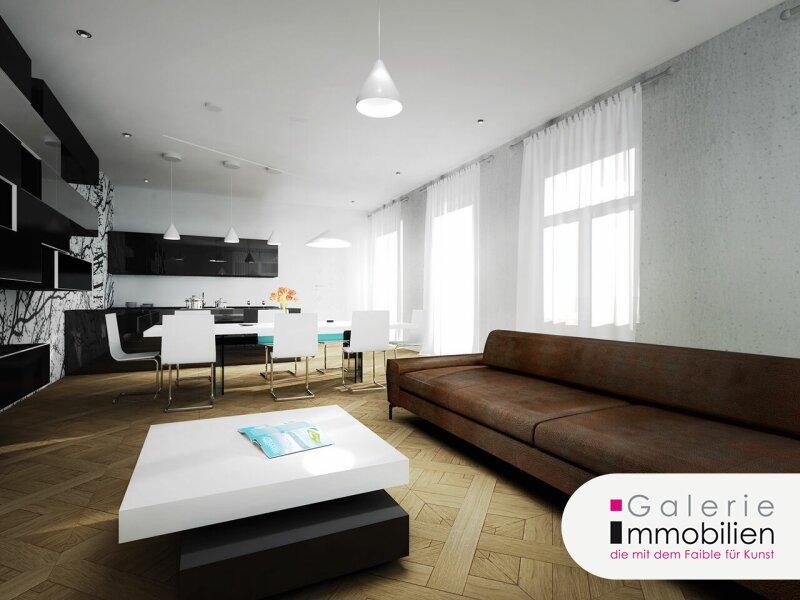 Prächtige 3-Zimmer-Wohnung mit Balkon in revitalisiertem Biedermeierhaus Objekt_25997