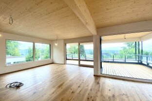 +++ LUXURY PENTHOUSE AT ROSENHAIN +++ Commission-free 4-room penthouse with a fantastic view