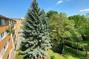 Gut gelegene Wohnung mit Balkon und Grünblick!