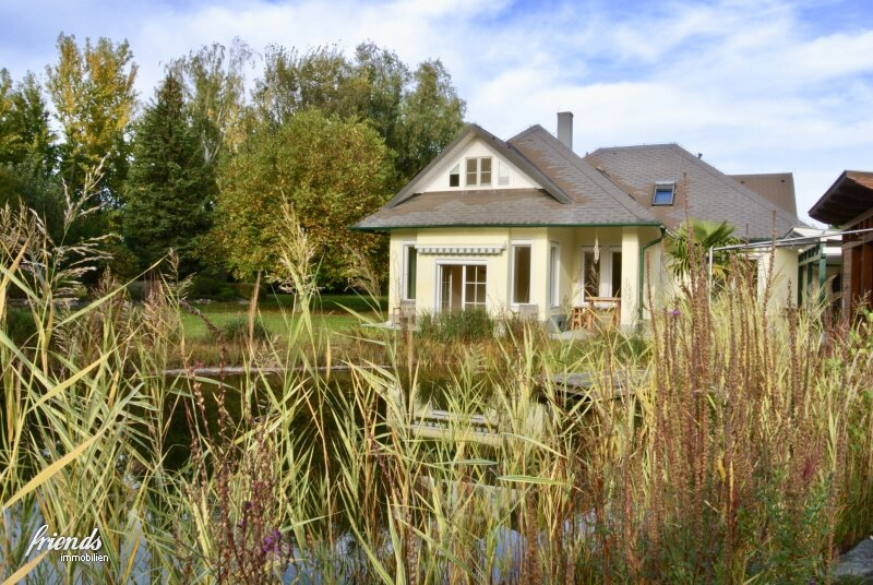 Villa mit Schwimmbiotop in Guntramsdorf /  / 2353Guntramsdorf / Bild 18