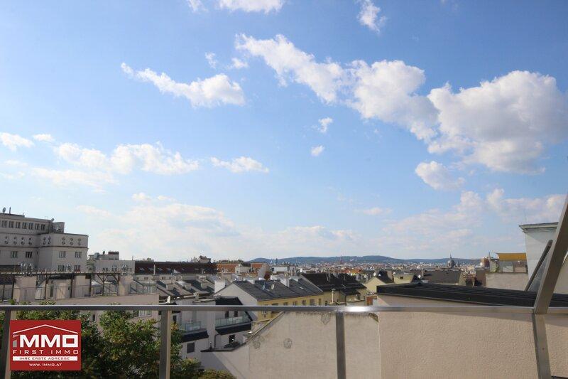 Extravagante Dachgeschoß-Maisonette mit 2 Terrassen! /  / 1050Wien / Bild 2