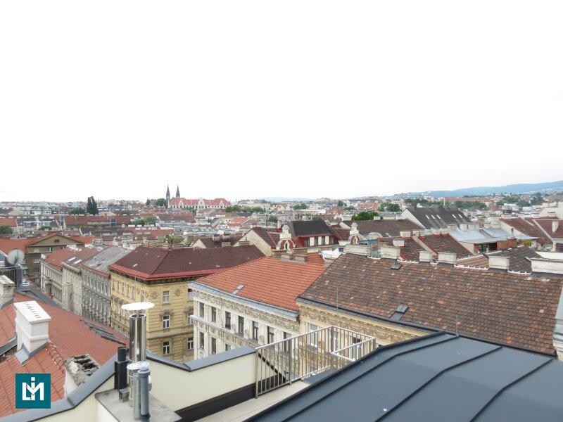 DG-Maisonette mit großer Terrasse auf Wohnebene im Erstbezug (provisionsfrei!) /  / 1180Wien / Bild 9