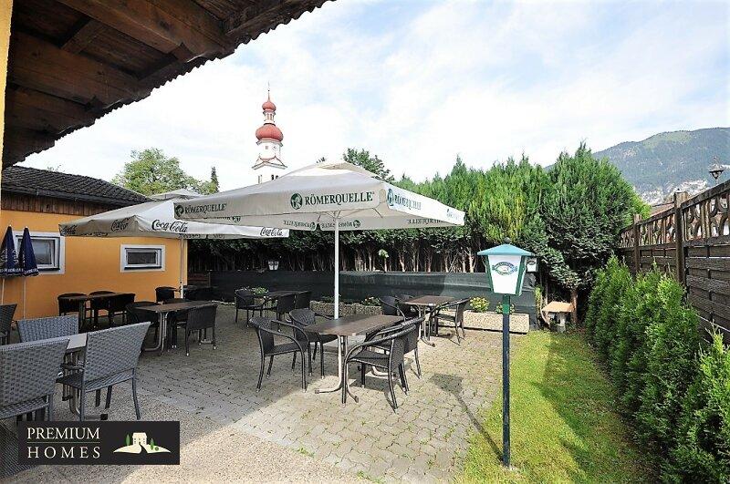 Radfeld_Gasthaus_Garten_Nordost_Ansicht