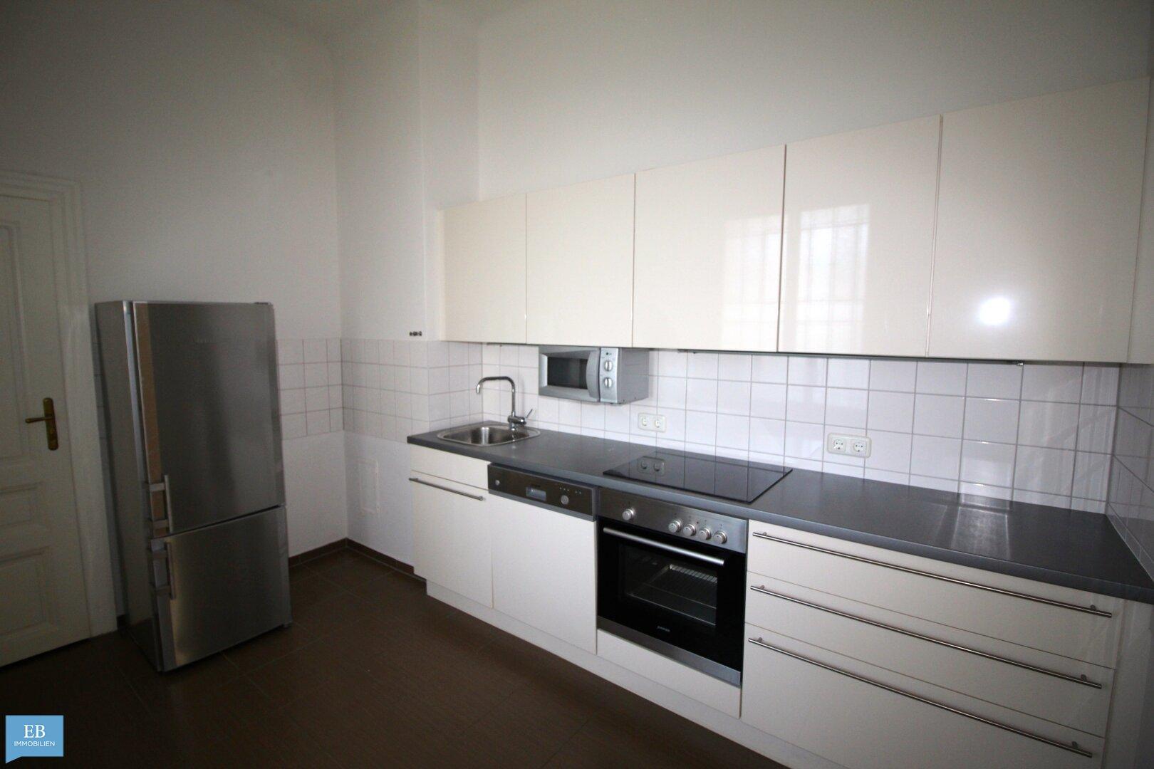moderne Küche inkl. e-Geräte