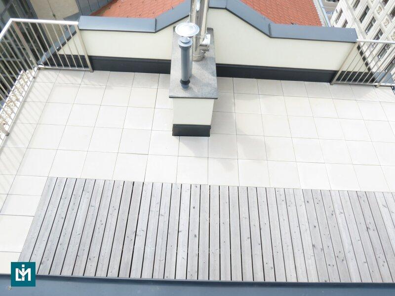 DG-Maisonette mit großer Terrasse auf Wohnebene im Erstbezug (provisionsfrei!) /  / 1180Wien / Bild 8