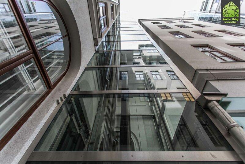 Penthouse-Wohnung mit großer Terrasse und Rundumblick /  / 1010Wien / Bild 2