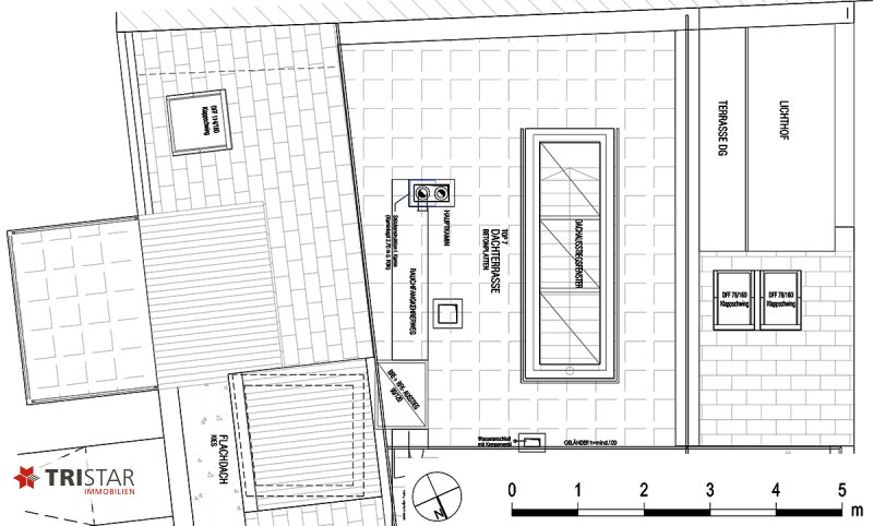 NEU! ++ ERSTBEZUG: Dachgeschosswohnung in 1130 Wien, Neubau, 3 Zimmer + Balkon + Terrasse + Dachterrasse mit Wienblick  (Top 7) ++ /  / 1130Wien / Bild 1