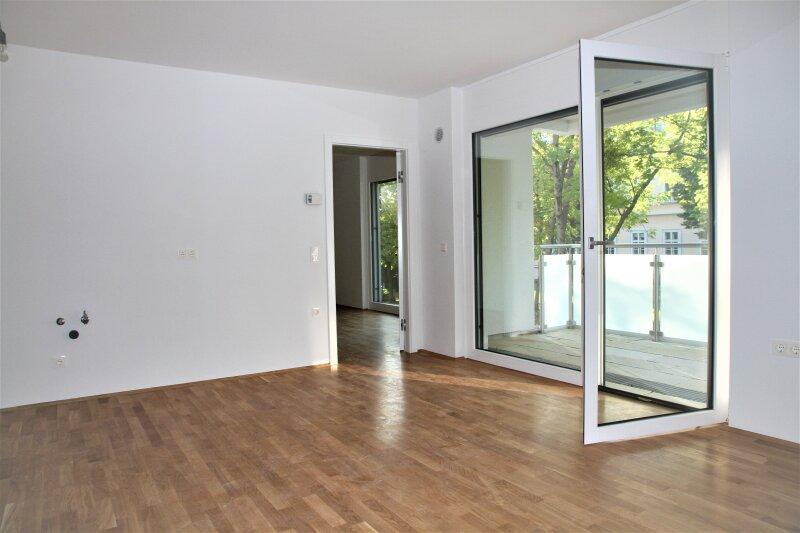 6,65 m² BALKON + 2 französ. Balkone, 38m²-Wohnküche + Schlafzimmer, Obersteinergasse 19