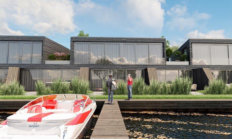 Eine der letzten Plätze am See: Exklusive 6-Zimmer Wohnung direkt am Neusiedlersee