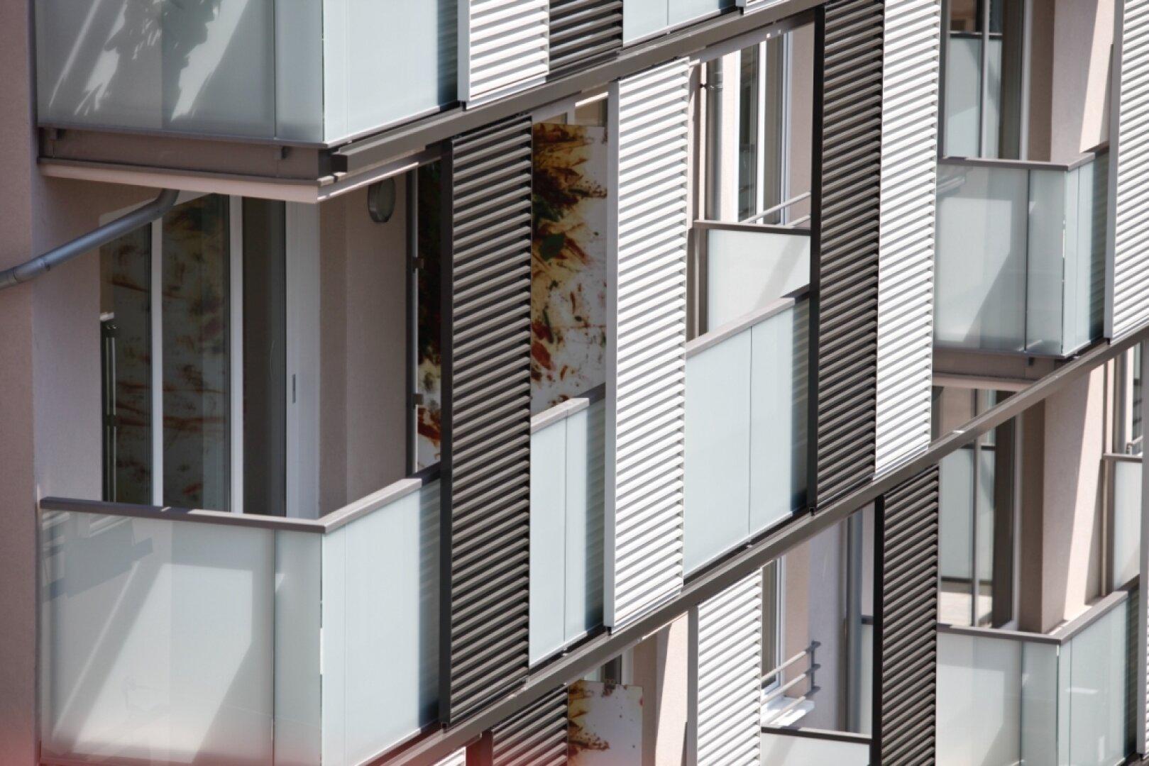 Fassade Wohnhaus