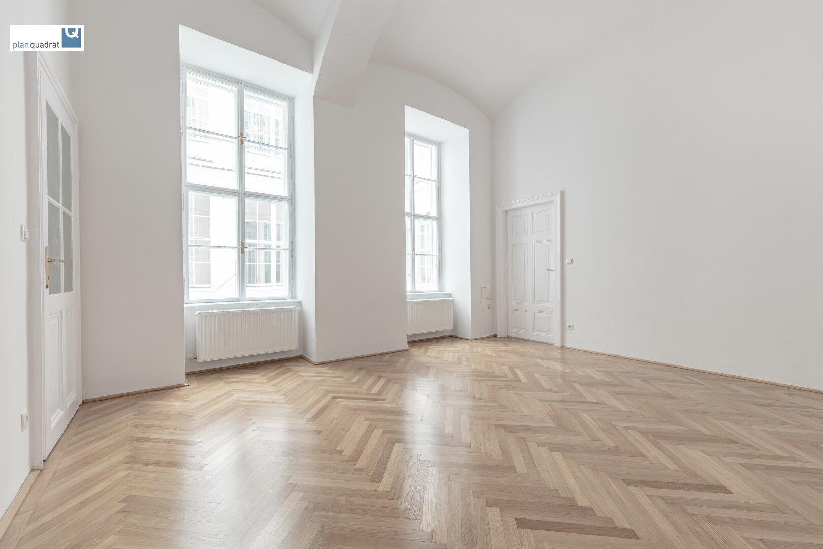 Zimmer 3 (ca. 21,20 m²) gem. Grundriss