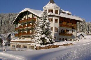 Romantisches 4-Sterne-Hotel