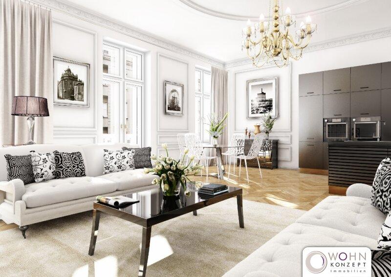 City Apartment im Palais Kolin - Wohntraum mit Gewölbedecke - Concierge + Fitness in 1090 Wien