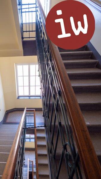 Zentrum: Charmanter Altbau 3 Zimmer Eigentumswohnung mit Loggia und Garten Objekt_638 Bild_17