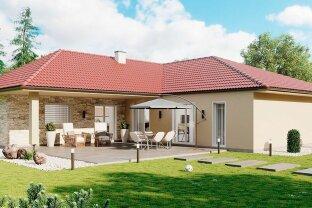 Wohntraum für die ganze Familie - BUNGALOW 140