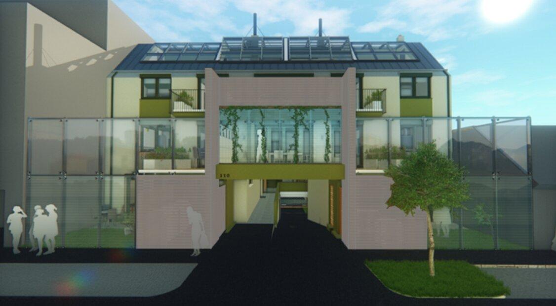 Brunn am Gebirge: 5-Zimmer Eigentumswohnung mit Terrasse