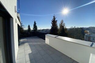 Exklusive Terrassen-Wohnung am Schafberg