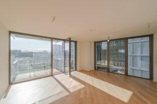 Erstbezugswohnung (3 Zi.) mit Balkon beim Belvedere/Hauptbahnhof - ab sofort verfügbar!