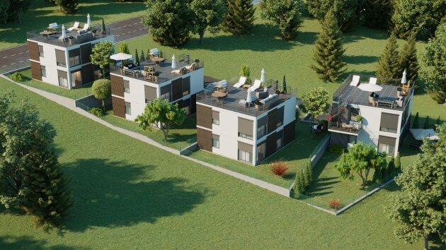 Foto von ++NEU++ Ca 20 Minuten von Wien entfernt!! Ihr perfekt aufgeteiltes Einfamilienhaus mit Dachterrasse!! (HINTERSDORF) +PROVISIONSFREI+