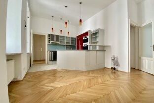 Wunderschöne Top sanierte Wohnung in absoluter Innenstadtnähe und trotzdem ruhig gelegen