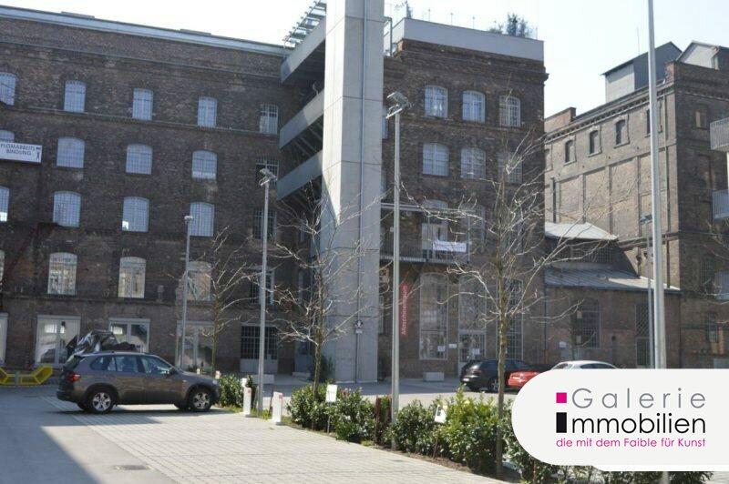 Wohnen und Arbeiten - große Terrasse - ehemalige Anker Brotfabrik Objekt_29597 Bild_69