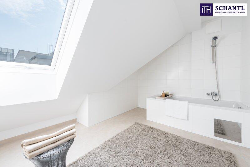 PERFEKT! Ihre neue provisionsfreie Dachgeschoss-Wohnung mit Südterrassen + cooler Raumaufteilung + Tiefgarage! /  / 1100Wien / Bild 3