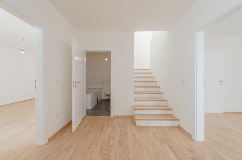 ++NEU** Exklusives HOFHAUS mit großzügigen Freiflächen (70m²), ERSTBEZUG! + Garage /  / 1160Wien / Bild 7