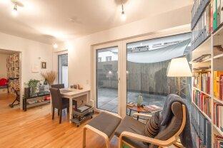 ab 01.04.2021: 2-Zimmer Wohnung mit großer Terrasse // Währinger Straße 142!