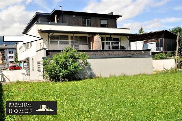 WÖRGL_ ANLAGE_ Rendite_Objekt im Zentrum von Wörgl ca. 4,00 % p.a _ Geschäftsfläche zu verkaufen_Haus_Ansicht Richtung Süden